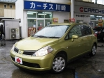 2004 AT Nissan Tiida DBA-C11