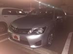 2014 CVT Toyota Corolla Fielder DBA-NZE161G