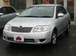 2006 AT Toyota Corolla Sedan DBA-NZE121