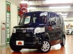 2015 CVT Honda N BOX DBA-JF1