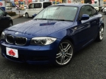 2012 MT BMW 1 Series ABA-UC30