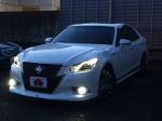 2013 AT Toyota Crown Hybrid DAA-AWS210