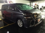 2015 AT Toyota vellfire DBA-AGH30W