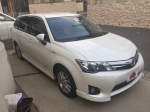 2014 AT Toyota Corolla Fielder DAA-NKE165G