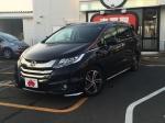 2014 AT Honda Odyssey DBA-RC1