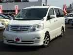 2006 AT Toyota Alphard V DBA-ANH10W