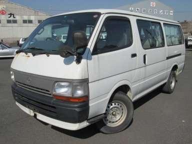 1997 MT Toyota Hiace Van RZH112V