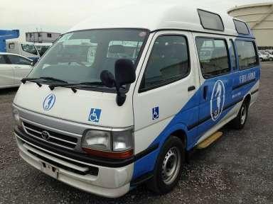 2001 AT Toyota Hiace Commuter RZH125B