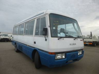 1989 MT Mitsubishi Rosa BE434F