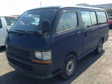1993 MT Toyota Hiace Van RZH102V