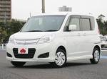 2014 CVT Suzuki Wagon R Solio DBA-MA15S