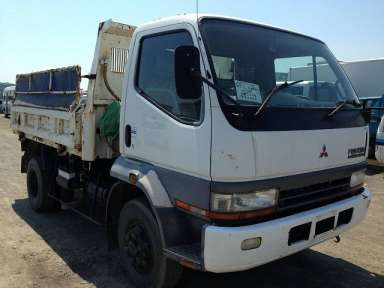 1996 MT Mitsubishi Fuso Fighter FH217CD