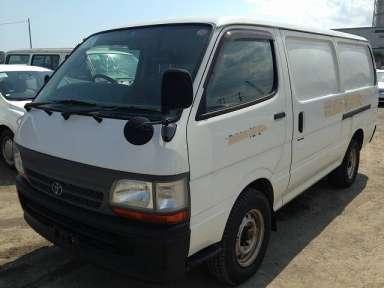 2004 MT Toyota Hiace Van LH172V