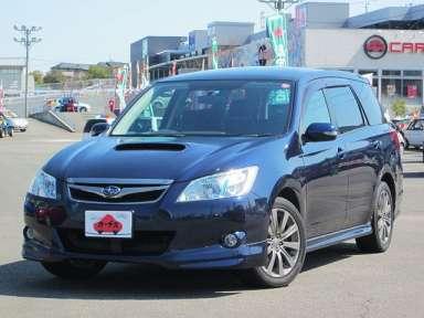 2008 AT Subaru Exiga CBA-YA5