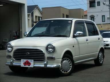 2002 AT Daihatsu Mira UA-L700S