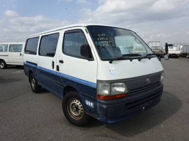 1997 AT Toyota Hiace Van RZH112V