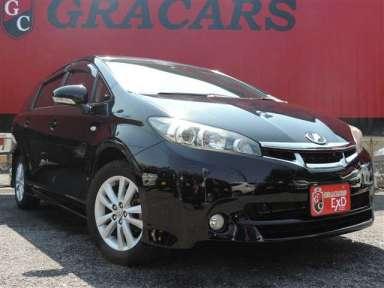 2010 AT Toyota Wish DBA-ZGE20W