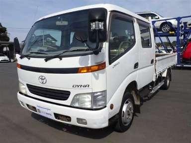 2002 AT Toyota Dyna Truck KK-XZU412