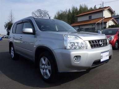 2010 AT Nissan X-Trail DBA-NT31