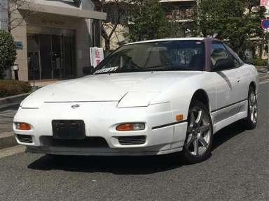 2004 MT Nissan 180SX E-RPS13