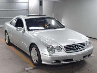 2001 AT Mercedes Benz CL-Class GF-215378