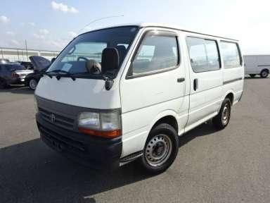 2002  Toyota Hiace Van RZH102V