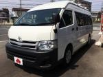 2012 AT Toyota Hiace Van CBF-TRH221K