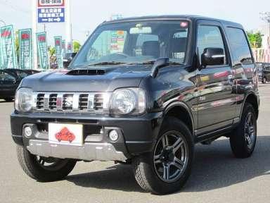 2012 AT Suzuki Jimny ABA-JB23W