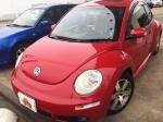 2005 AT Volkswagen New Beetle GH-9CAZJ