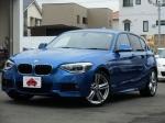 2014 AT BMW 1 Series DBA-1A16