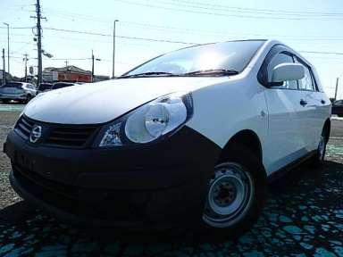 2012 AT Nissan Ad Van CBE-VAY12