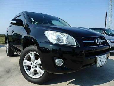 2010 AT Toyota RAV4 DBA-ACA31W