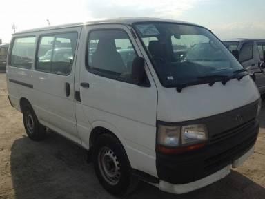 1996 AT Toyota Hiace Van RZH102V