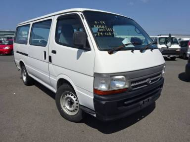 2002 AT Toyota Hiace Van RZH112V