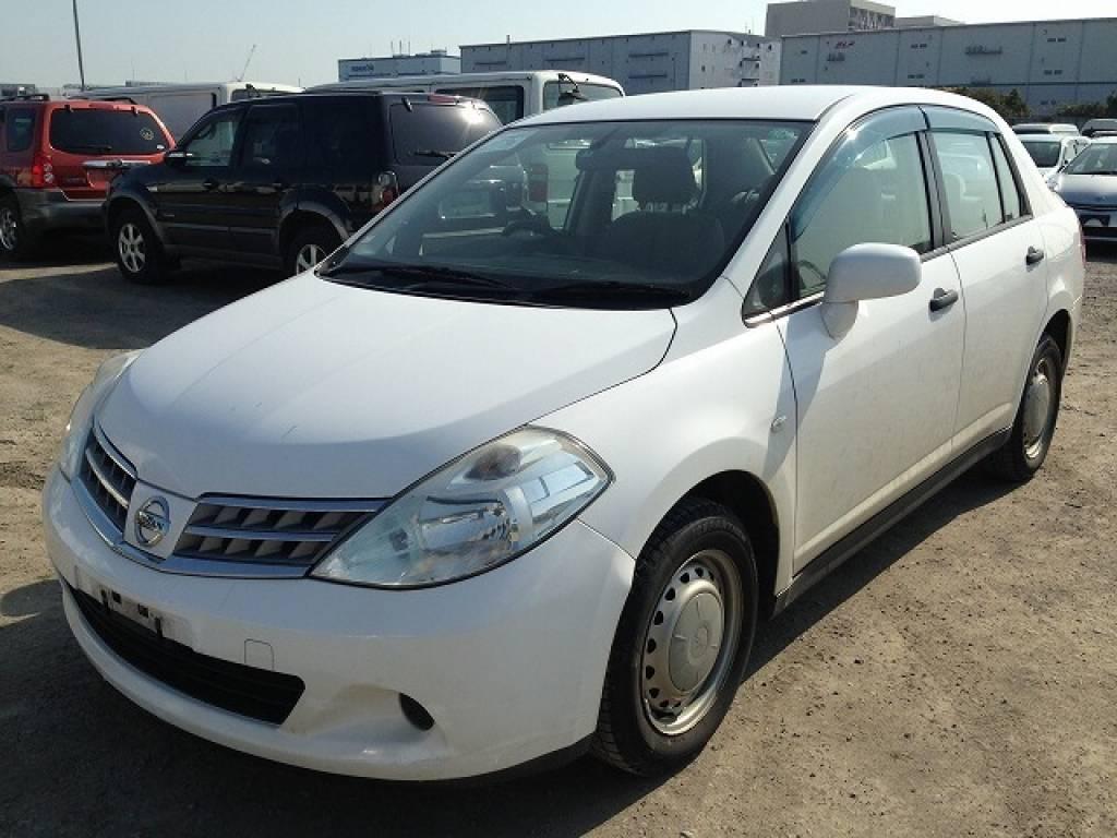 Used 2010 AT Nissan Tiida Latio SC11 Image[1]