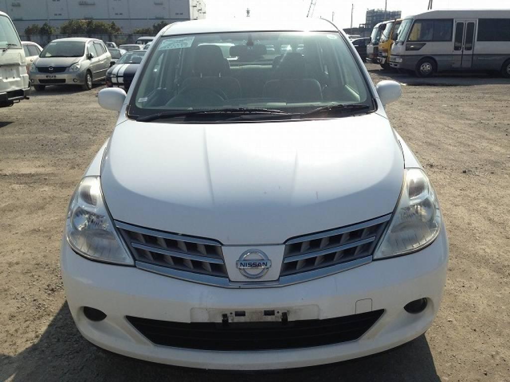 Used 2010 AT Nissan Tiida Latio SC11 Image[4]