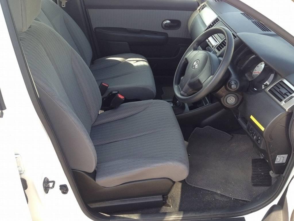Used 2010 AT Nissan Tiida Latio SC11 Image[8]