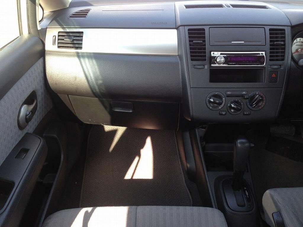 Used 2010 AT Nissan Tiida Latio SC11 Image[13]