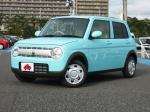 2017 CVT Suzuki Lapin DBA-HE33S
