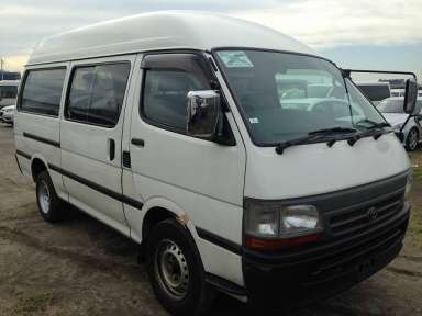 2003 AT Toyota Hiace Van RZH112K
