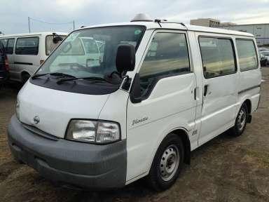 2002 MT Nissan Vanette Van SK82VN