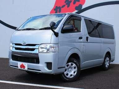 2015 AT Toyota Hiace Van LDF-KDH206V