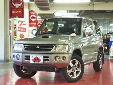 2006 AT Mitsubishi Pajero Mini TA-H58A