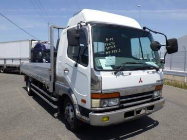1995 MT Mitsubishi Fuso Fighter FK617H