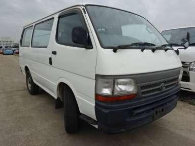 2000 MT Toyota Regiusace Van RZH102V