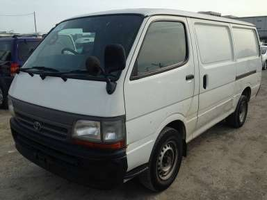 2001 AT Toyota Hiace Van RZH112V