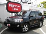 2012 AT Toyota Land Cruiser CBA-URJ202W