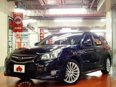2010 AT Subaru Legacy DBA-BR9