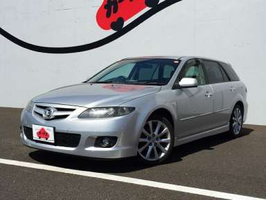 2008 AT Mazda  DBA-GY3W