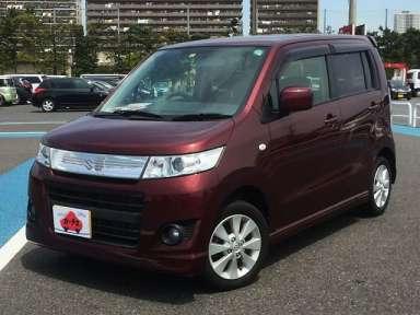 2009 AT Suzuki Wagon R DBA-MH23S